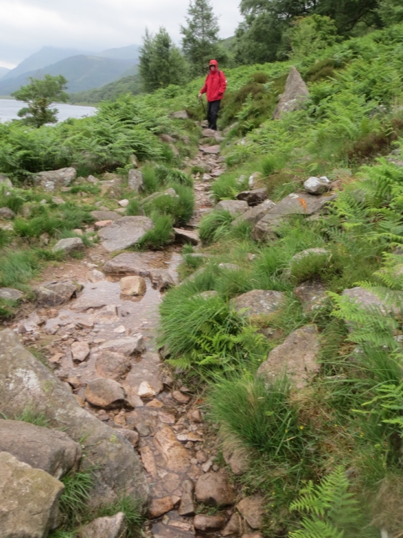 Rocky paths